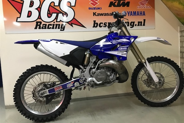 YZ 250 2017  2 Tact
